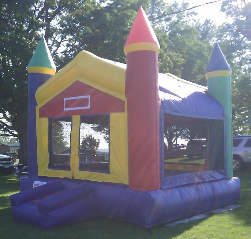 Jump, Rainbow Castle, Bounce House, Rentals, Moon Walk, Party, Parties, Kids