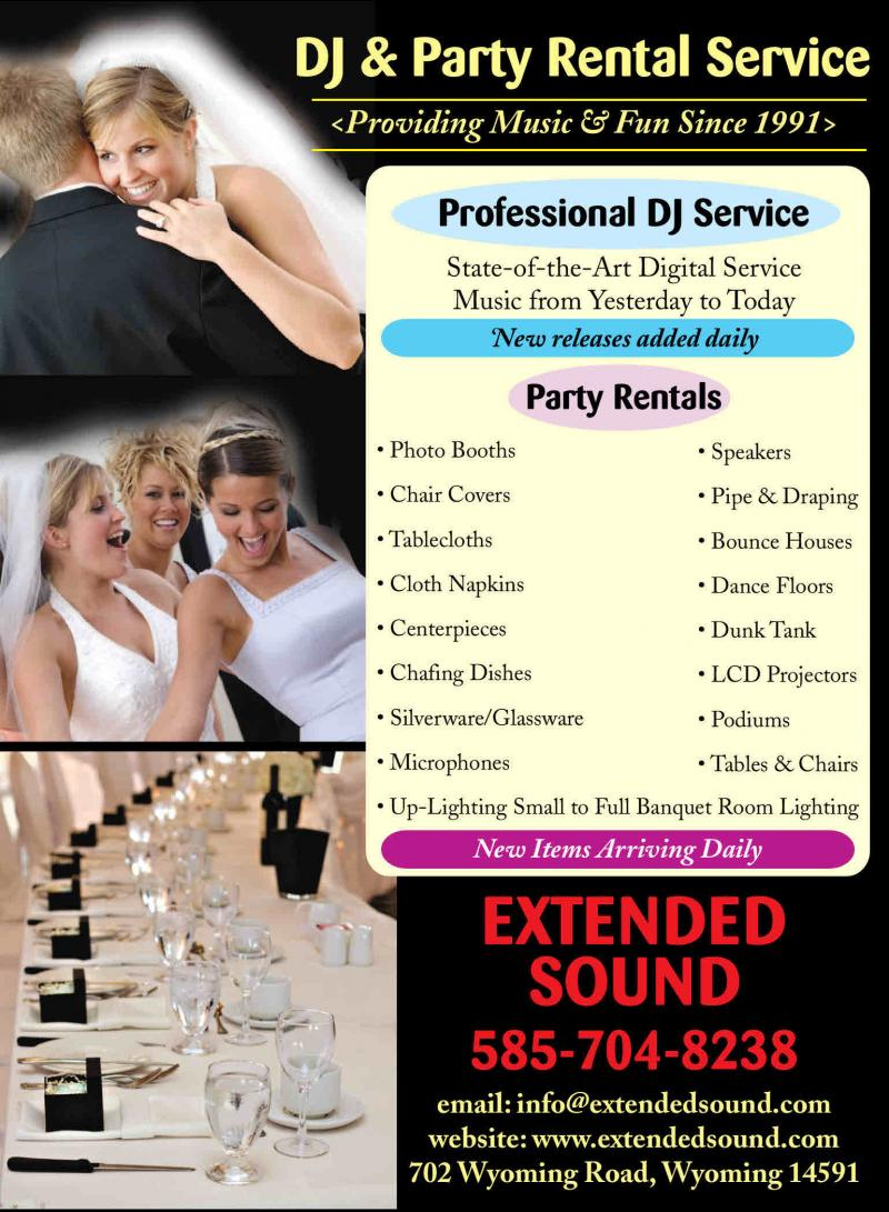 Party Rental, Bridial, Wedding, Event Rental, DJ Service, Bounce House,