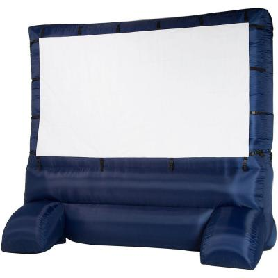 Inflatble Movie Screen, Bounce House, Movie, HD, Screen, Party