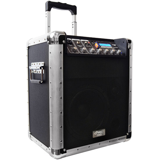 Battery Powered PA, Minister, Wedding Ceremony, Portable PA System, Powerless